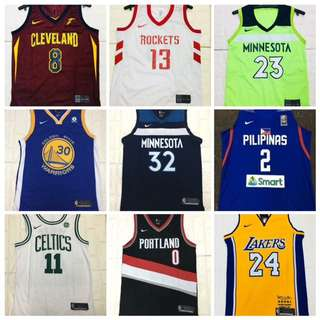NBA PBA Jerseys