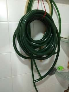 Heavy duty green hose