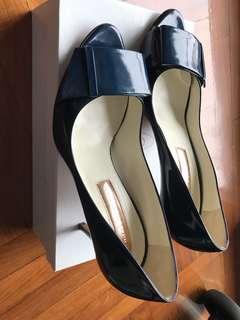 Rupert Sanderson high heel 露趾高踭鞋