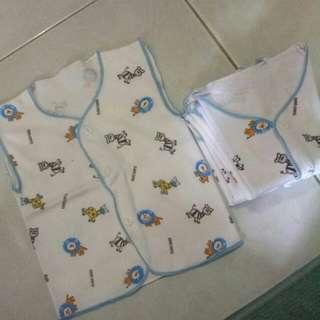 Baju kutung+ topi bayi #makintebel