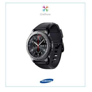 Samsung Gear S3 Frontier LTE Smart Watch