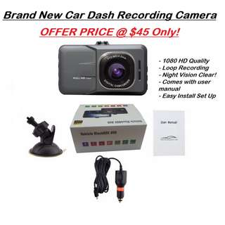 Car Camera HD Quality - Brand New in Box