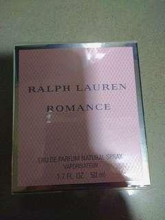 Ralph Lauren romance 50ml worth $90