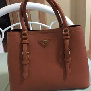 Prada Handbag only used couple of times.