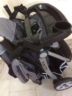 3-Tyres SCR1 Stroller