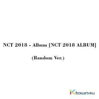 NCT 2018 (NCT 2017 album) Random Ver.