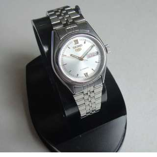 -勿壓價-女裝機械自動精工錶・SEIKO FOR LADIES・AUTOMATIC MECHANIC DATE DAY.