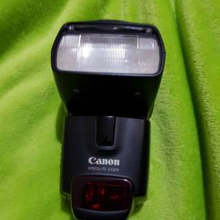 Canon Sppedlight 430EX Flash