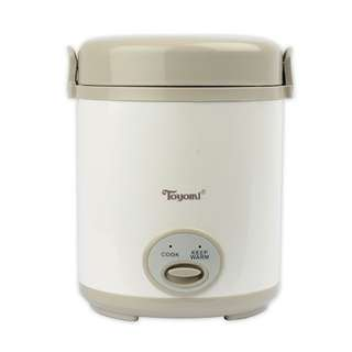 TOYOMI 0.4L RICE COOKER / LUNCH BOX, RC 515 ER
