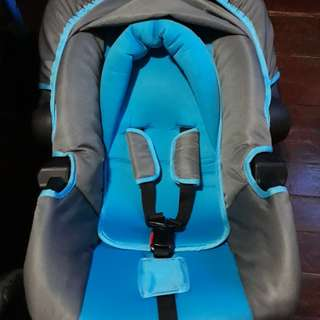 Baby 1st Carseat & Stroller Set