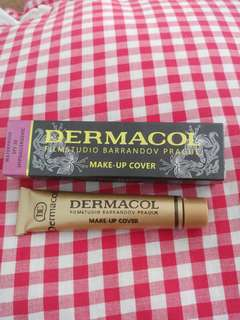 Dermacol made in Czech-euro