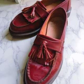 🚚 Dr.Martens流蘇樂福鞋