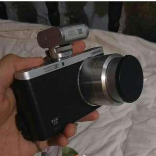 Mirorrless nx mini 9-27mm