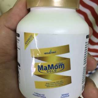 Mamom Gold (Milk booster)