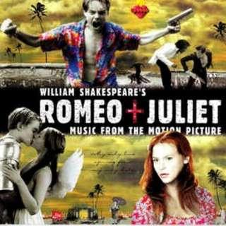 arthcd ROMEO & JULIET Soundtrack CD