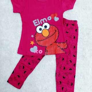Elmo girl