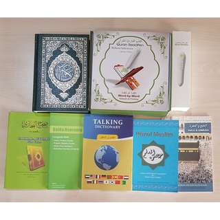 Al Quran Digital Read Pen PQ 05 Baca Ayat Otomatis Suara Jernih