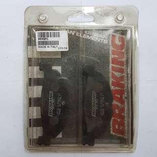 Rear Brake Pads for Yamaha Tmax 500 530 Majesty 400 2001 - 2016