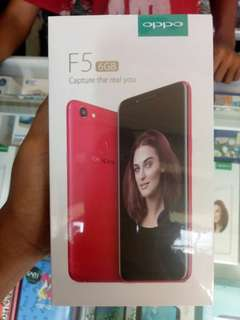 Hp oppo F5 Pro Limited Edition bisa kredit bunga 0%