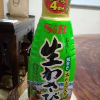🚚 日本山葵芥末醬(175g)