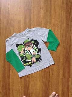 Ben10 Tshirt