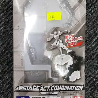 Bandai soul stage act combination clear version