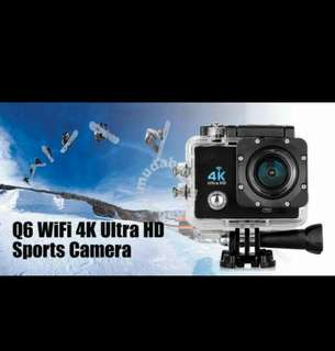 Camera Action 4k Wifi Ultra Gopro Sjcam promotion 2018
