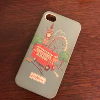 Cath kidston iPhone 4 case