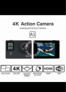 Camera Action 4k Wifi Gorpo Sjcam 2018 New