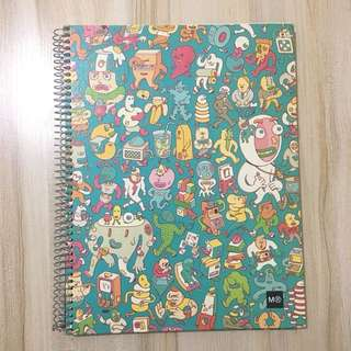 Fullybooked Notebook