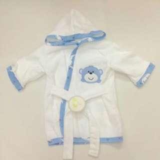 Baby Bathrobe - BLUE
