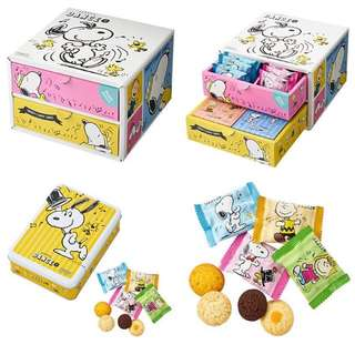 Snoopy 小食盒代購