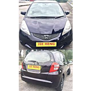 [MONTHLY] HATCHBACK FOR LEASING [HONDA JAZZ 1.3L A]