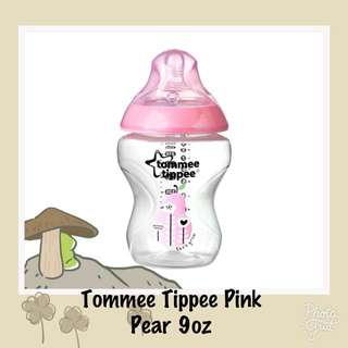 Tommee Tippee Pink Pear 9oz