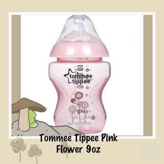 Tommee Tippee Pink Flower 9oz