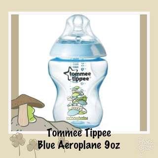 Tommee Tippee Blue Aeroplane 9oz