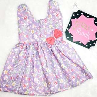 Brand New Baby Girl Sunday Dress 6 to 12mos.