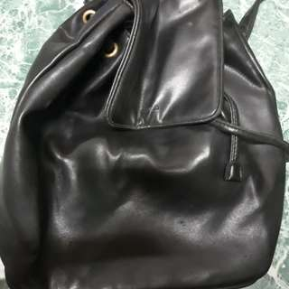 Pre loved Black Bag