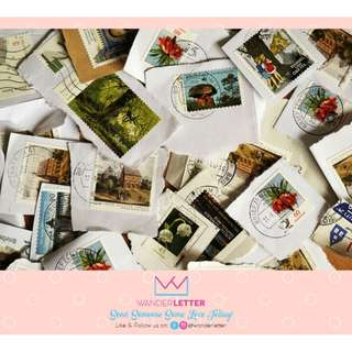 Greeting Cards & Letters