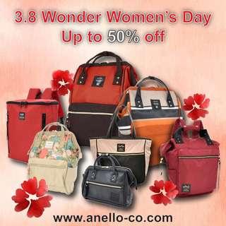50% Off International Women''s Day