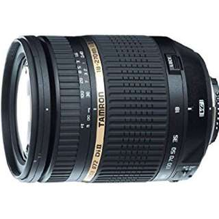 Tamron 18-270mm F/3.5-6.3 Di II PZD Lens for Sony Amount