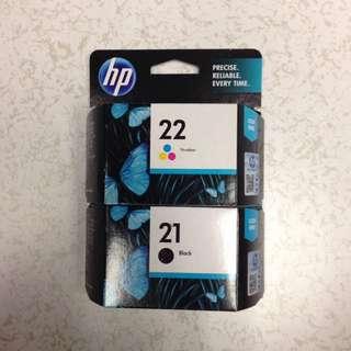 HP 21 & 22