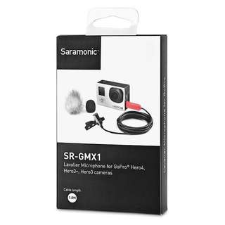 Saramonic USB Lavalier Microphone for GoPro