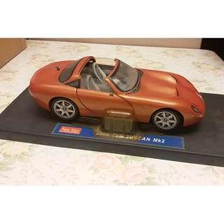 特價出售 合金車 Sun star 2004 Tvr tuscan mk2 托斯卡納mk2