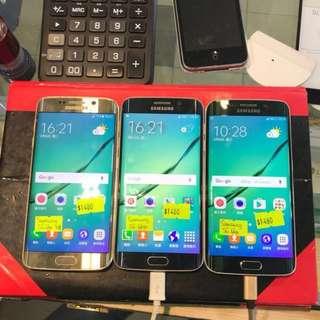 Samsung S6 edge 一年店鋪保養