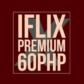IFLIX PREMIUM FOR SALE