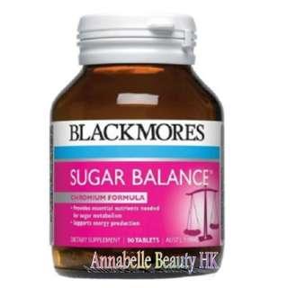 Blackmores 血糖平衡片 Sugar Balance 糖尿病專用 90粒 $110  (市場價$152)   100% new & real