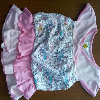 Baju anak perempuan pink cantik
