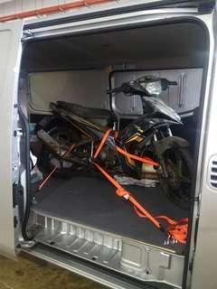 Towing / onsite bike repair / mobile mechanic / yamaha / spark 135