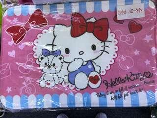 Sanrio 一番賞 23 24賞 kitty 及melody 地毯